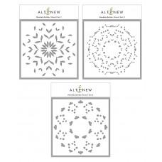 Altenew - Mandala Builder Stencil Set