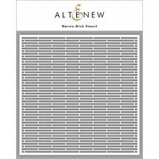 Altenew - Narrow Brick Stencil