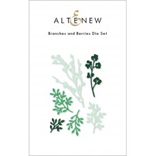 Altenew - Branches and Berries Die Set