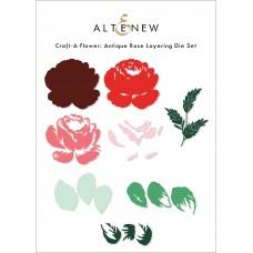 Altenew - Craft-A-Flower: Antique Rose Layering Die Set