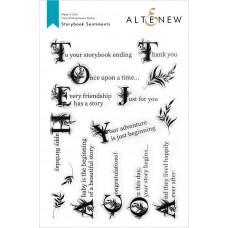 Altenew - Storybook Sentiments Stamp Set