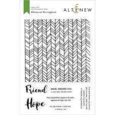 Altenew - Whimsical Herringbone Stamp Set