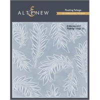 Altenew - Floating Foliage 3D Embossing Folder