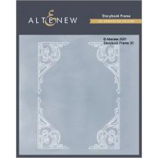 Altenew - Storybook Frame 3D Embossing Folder
