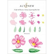 Altenew - Craft-A-Flower: Cistus Layering Die Set