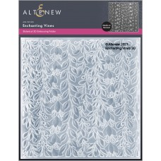 Altenew - Enchanting Vines 3D Embossing Folder