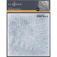 Altenew - Zentangle Patterns 3D Embossing Folder
