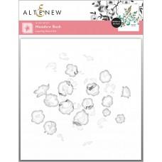 Altenew - Meadow Bush Layering Stencil and Die Bundle