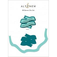 Altenew - 3D Banner Die Set
