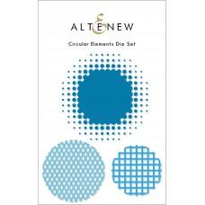Altenew - Circular Elements Die Set