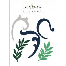 Altenew - Decorative Swirls Die Set