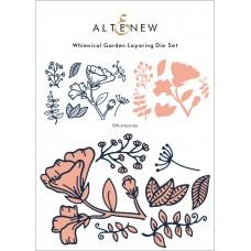 Altenew - Whimsical Garden Layering Die Set