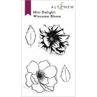 Altenew - Mini Delight: Winsome Bloom Stamp & Die Set