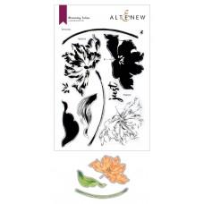 Altenew - Blooming Tulips Stamp and Die Bundle