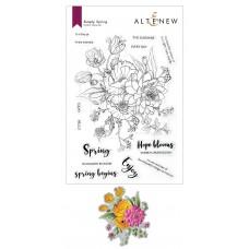 Altenew - Simply Spring Stamp and Die Bundle