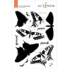 Altenew - Dovetail Butterflies Stamp Set