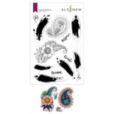 Altenew - Painted Rainbow Stamp and Die Bundle