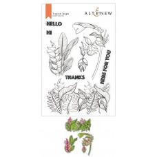 Altenew - Tropical Jungle Stamp and Die Bundle
