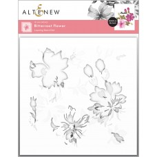 Altenew - Bitterroot Flower Layering Stencil (3 in 1)