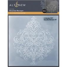 Altenew - Beautiful Baroque 3D Embossing Folder