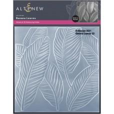 Altenew - Banana Leaves 3D Embossing Folder
