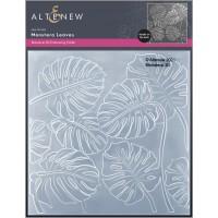 Altenew - Monstera Leaves 3D Embossing Folder
