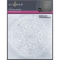 Altenew - Charming Mandala 3D Embossing Folder