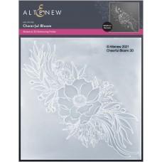 Altenew - Cheerful Bloom 3D Embossing Folder