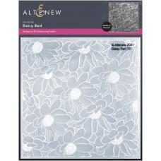 Altenew - Daisy Bed 3D Embossing Folder