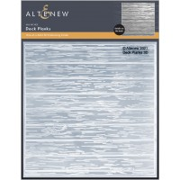 Altenew - Deck Planks 3D Embossing Folder