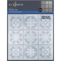 Altenew - Dreamy Tiles 3D Embossing Folder