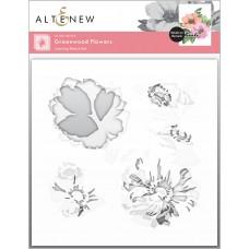 Altenew - Greenwood Flowers Layering Stencil Set