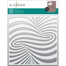 Altenew - Illusion Twist Stencil