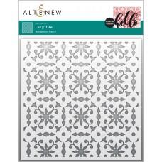 Altenew - Lacy Tile Stencil
