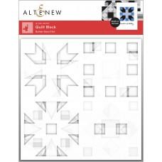 Altenew - Quilt Block Stencil Set (4 in 1)