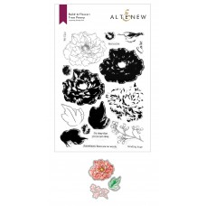 Altenew - Build-A-Flower: Tree Peony Layering Stamp and Die Set