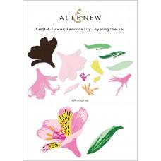 Altenew - Craft-A-Flower: Peruvian Lily Layering Die Set