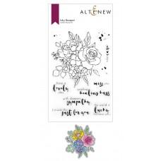 Altenew - Inky Bouquet Stamp and Die Bundle