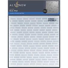 Altenew - Brick Wall 3D Embossing Folder