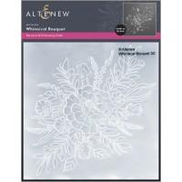 Altenew - Whimsical Bouquet 3D Embossing Folder