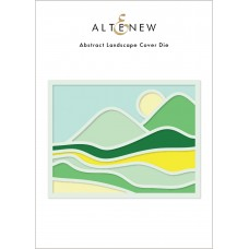 Altenew - Abstract Landscape Cover Die