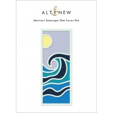 Altenew - Abstract Seascape Slim Cover Die