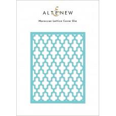 Altenew - Moroccan Lattice Cover Die