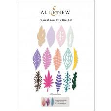 Altenew - Tropical Leaf Mix Die Set
