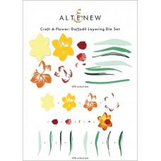 Altenew - Craft-A-Flower: Daffodil Layering Die Set