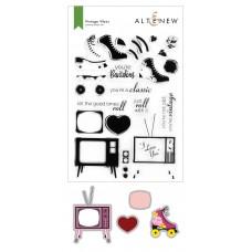 Altenew - Vintage Vibes Stamp and Die Bundle