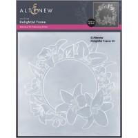 Altenew - Delightful Frame 3D Embossing Folder