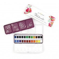 Altenew - Artists' Watercolor 24 Pan Set