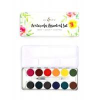 Altenew - Watercolor Essential 12 Pan Set
