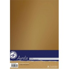 Aurelie - Chromolux Cardstock Gold (10 sheets)